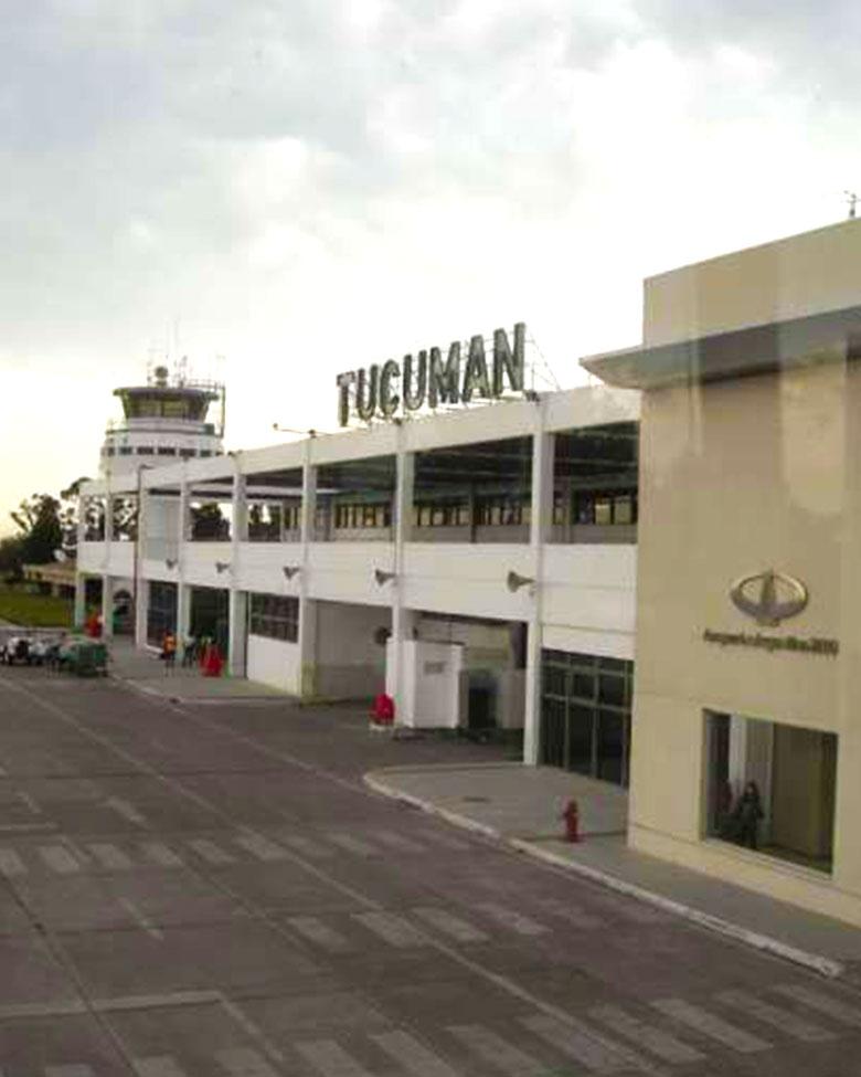 Aeropuerto Benjamín Matienzo